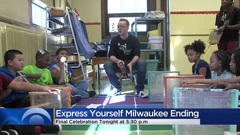 ' Nonprofit 'Express Yourself Milwaukee' closes its doors